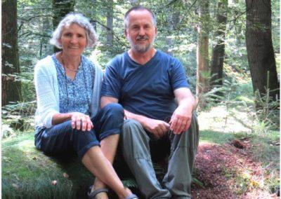 Peter en Nellie Spaander