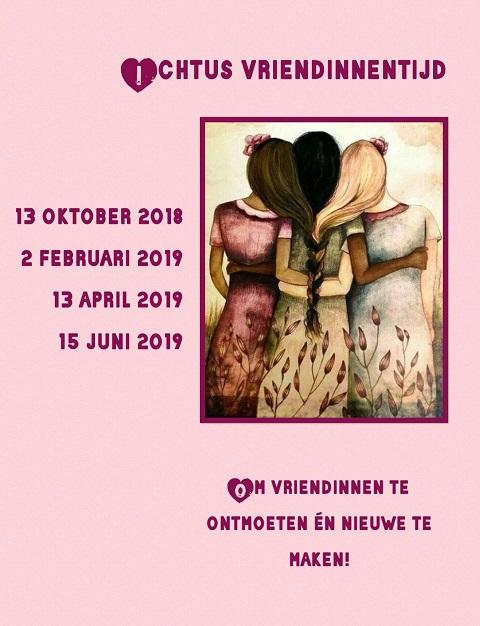 Ichtus Vriendinnentijd algemeen 2018 2019