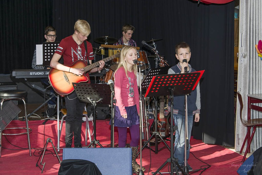 Ichtus Kids Band