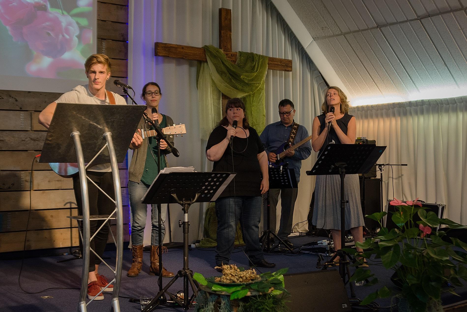 aanbiddingenmuziek